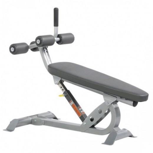 هويست – مقعد قابل للتعديل لتمارين البطن واللياقة البدنية (10 تمارين) - يتم التوصيل بواسطة جيم دكتور خلال 2 أيام عمل