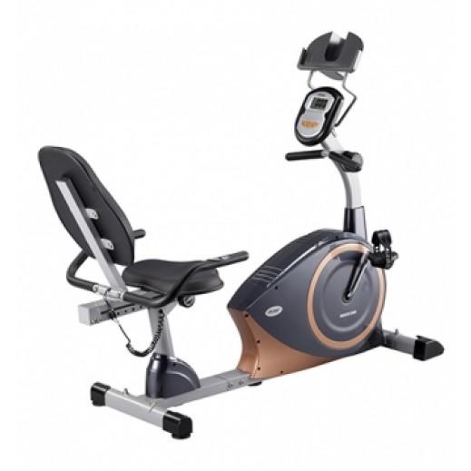 لايف جير – دراجة التمارين الرياضية المغناطيسية الافقية - يتم التوصيل بواسطة النصر الرياضي خلال 3 أيام عمل