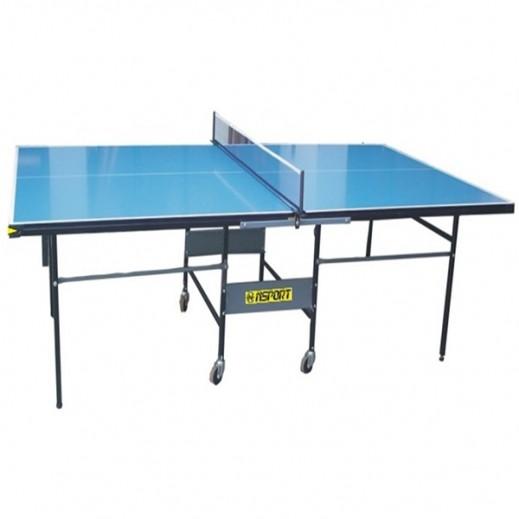 النصر سبورت - طاولة التنس مع مضارب + كرات - يتم التوصيل بواسطة النصر الرياضي خلال 3 أيام عمل