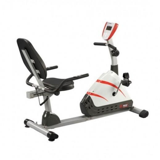 لايف جير – دراجة التمارين الرياضية المغناطيسية الافقية 1000326587 - يتم التوصيل بواسطة النصر الرياضي خلال 4 أيام عمل