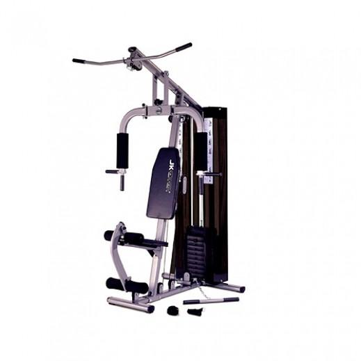 جيكسر – جهاز التمارين الرياضية مع غطاء حماية (10 تمارين) - يتم التوصيل بواسطة سبورتس مان خلال 2 أيام عمل