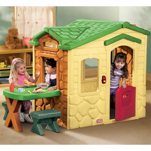 ليتل تايكس – منزل النزهة الطبيعية للأطفال - يتم التوصيل بواسطة سفاري هاوس خلال 2 أيام عمل