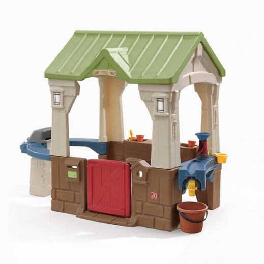 ستيب2 – بيت الأنشطة الخارجية - يتم التوصيل بواسطة Shahaleel