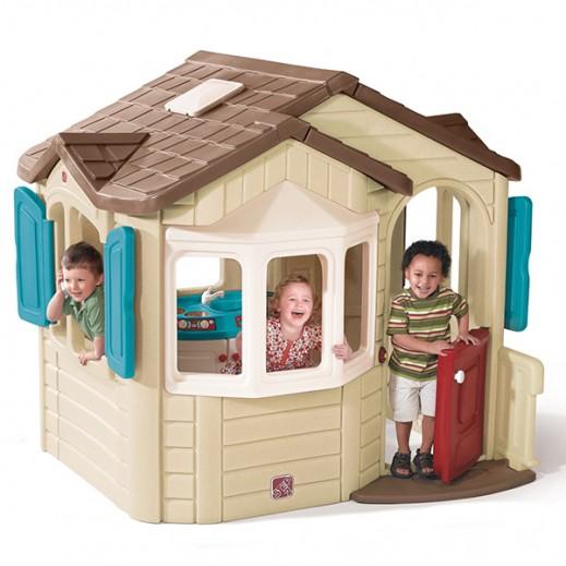 ستيب2 – بيت اللعب السعيد - يتم التوصيل بواسطة شهاليل خلال 2 أيام عمل