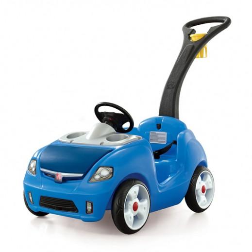 ستيب2 – سيارة التسوق – لون أزرق - يتم التوصيل بواسطة شهاليل خلال 2 أيام عمل