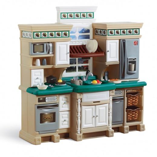 ستيب2 – المطبخ الفاخر - يتم التوصيل بواسطة شهاليل خلال 2 أيام عمل