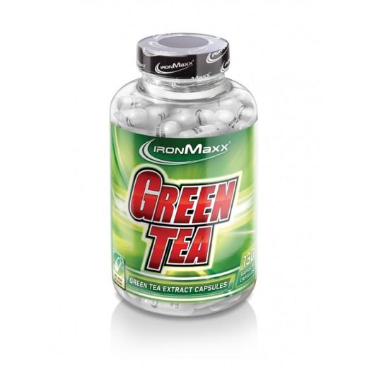 أيرون ماكس - جرين تي-  شاي أخضر- 130 كبسولة - يتم التوصيل بواسطة شارك خلال 2 أيام عمل
