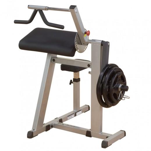 بودي سوليد – جهاز التمارينلتقوية عضلات الذراعين الباي والتراي - يتم التوصيل بواسطة شارك خلال 2 أيام عمل