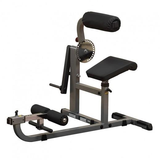 بودي سوليد – جهاز تمارين لتقوية عضلات البطن والظهر - يتم التوصيل بواسطة شارك خلال 2 أيام عمل