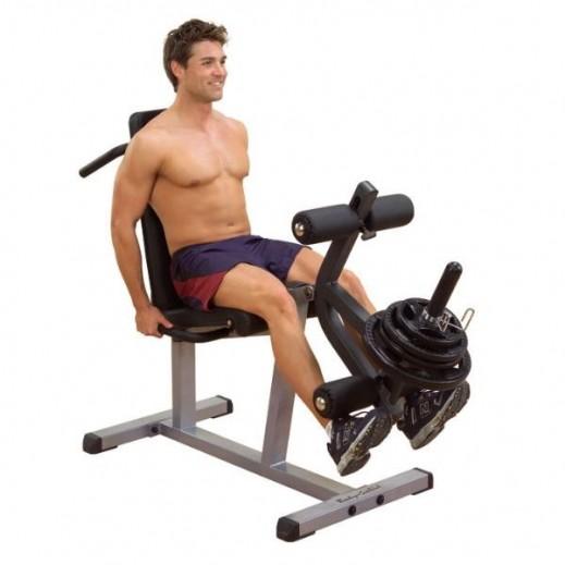Body-Solid 2X3 Leg/ Curl Bench - يتم التوصيل بواسطة Shark