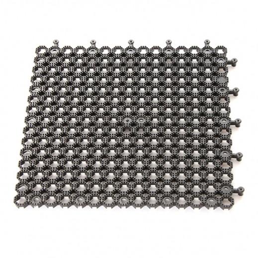 Plum Protektamat Black 2 Pack - يتم التوصيل بواسطة Universal Toys