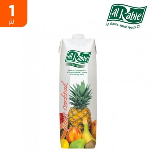 الربيع - عصير كوكتيل الفاكهة نكتار 1 لتر