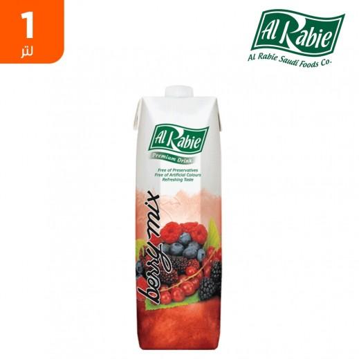الربيع - عصير مزيج التوت نكتار 1 لتر