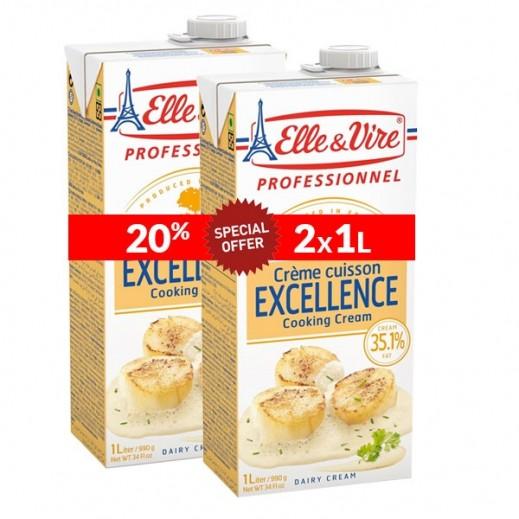 اشتري إيلي فير كريمة طبخ 2 1 لتر توصيل Taw9eel Com