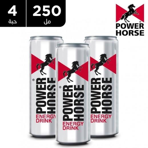 باور هورس - مشروب الطاقة سليم 4 × 250 مل