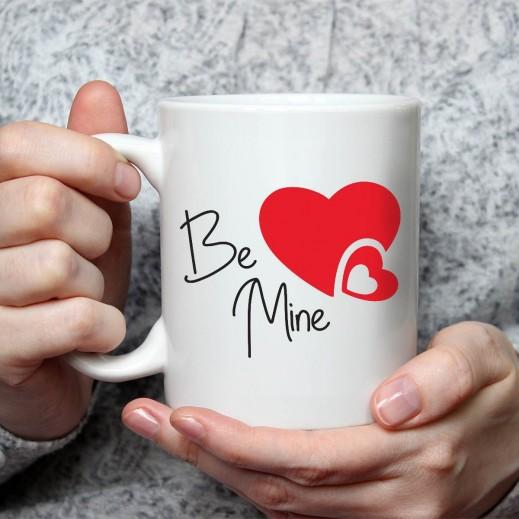 جملة على كوب (تصميم كن لي) - MU048 - يتم التوصيل بواسطة Berwaz.com