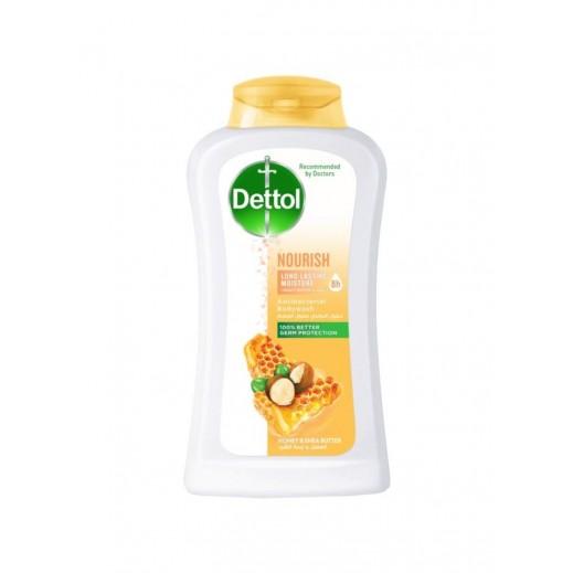 ديتول – غسول منعش للجسم مضاد للجراثيم 250 مل