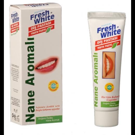 فافوري – معجون أسنان بالنعناع الأرومالي 90 جرام