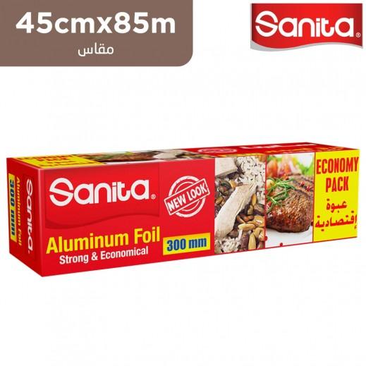 سانيتا - ألمونيوم تغليف حراري 45 سم × 85 متر