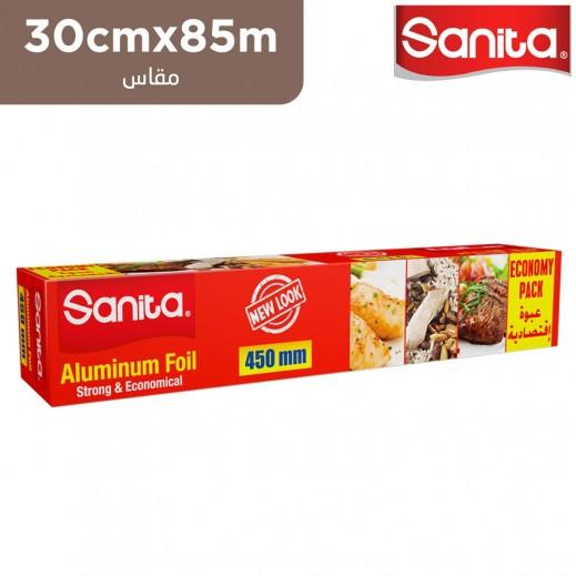 سانيتا - ألمونيوم تغليف حراري 30 سم × 85 متر