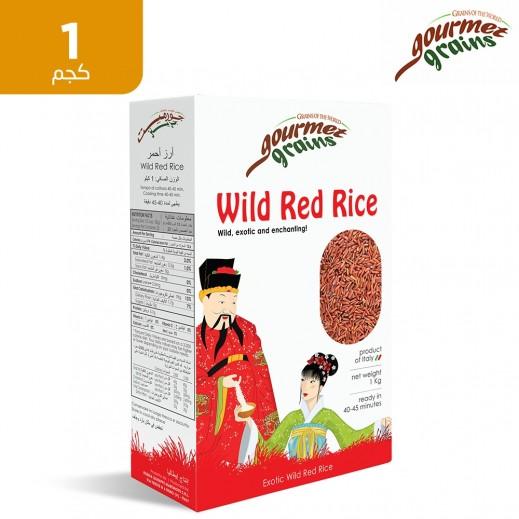 جورمت جرينز – أرز  وايلد الأحمر 1 كجم
