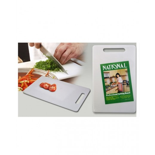 National Professtional Cutting Board White