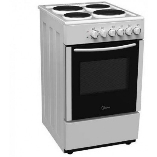 ميديا - طباخ كهربي 4 عيون 50×60 سم - يتم التوصيل بواسطة  AL-YOUSIFI CO.