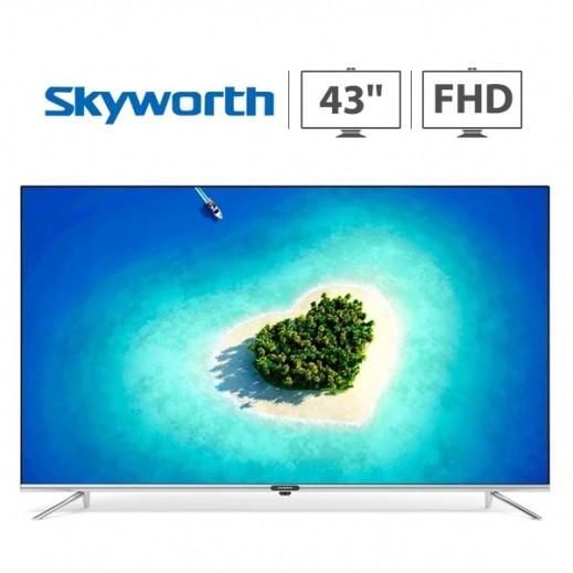 سكاي وورث – تلفزيون اندرويد 43 بوصة FHD LED - يتم التوصيل بواسطة  AL-YOUSIFI  بعد 3 ايام عمل