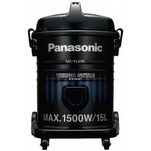 باناسونيك - مكنسه كهربائيه 1500 واط - يتم التوصيل بواسطة EASA HUSSAIN AL YOUSIFI & SONS COMPANY