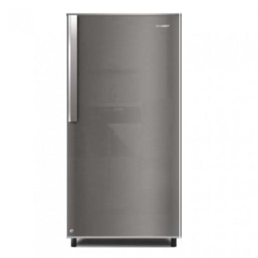 شارب - ثلاجة باب واحد 5.8 قدم مكعب 166 لت - يتم التوصيل بواسطة  AL-YOUSIFI CO.
