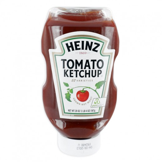 هاينز - طماطم كاتشب 570 جم