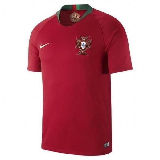 نايك - تى شيرت منتخب البرتغال 2018 لكرة القدم – شبابي مقاس 128-164 سم