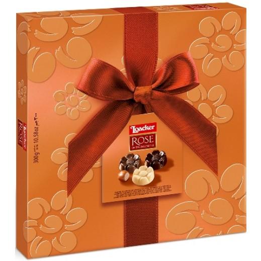 """لوكر – شوكولاتة """"روز أوف ذا دولميتس"""" في علبة هدايا (تشكيلة) 300 جم"""