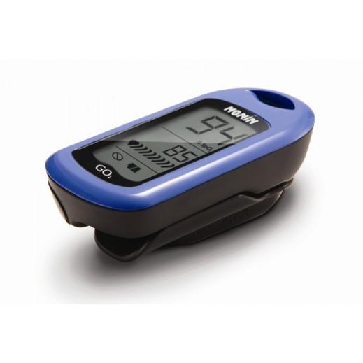 نونين – جهاز قياس ضربات القلب والأكسجين في الدم موديل Go2 - يتم التوصيل بواسطة العيسى - التوصيل خلال 3 أيام عمل