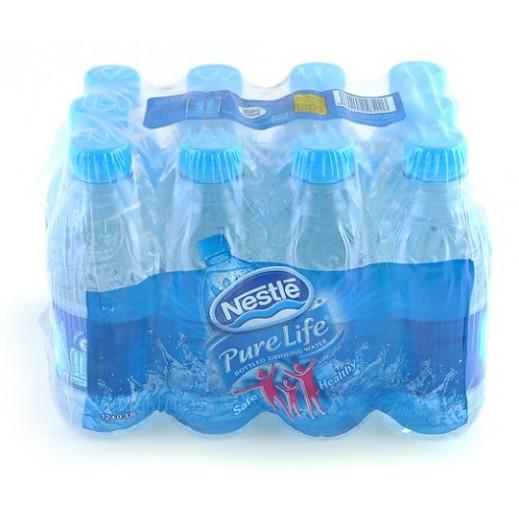 نستلة - مياه شرب نقية 12 × 330 مل