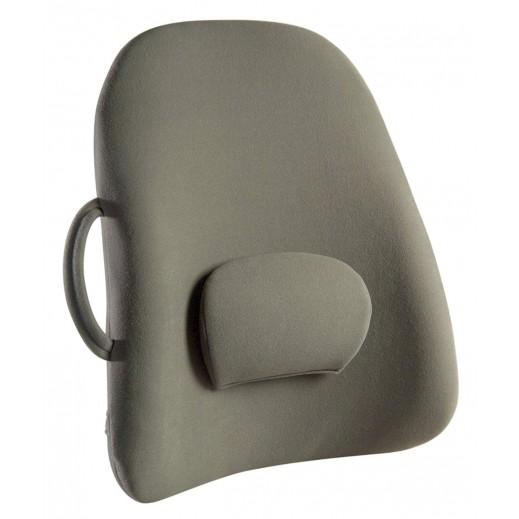 أوبس فورم – وسادة أسفل الظهر للسفر - رمادي - يتم التوصيل بواسطة التوصيل بعد يومين عمل  بواسطة العيسى
