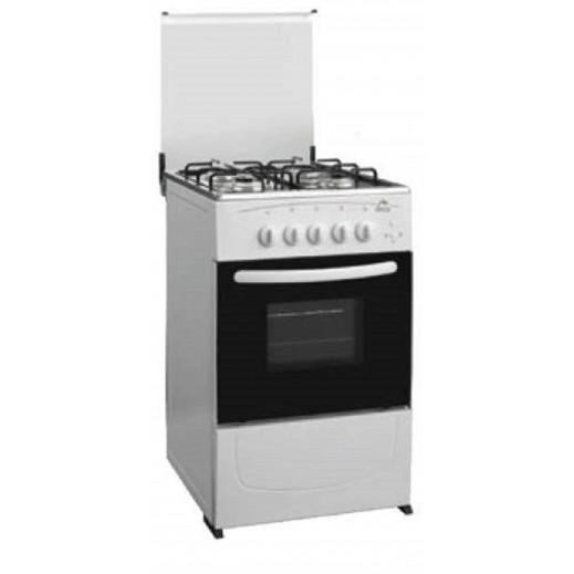 اوركا – طباخ غاز 4 شعلة 50×50 سم - أبيض - يتم التوصيل بواسطة EASA HUSSAIN AL YOUSIFI & SONS COMPANY