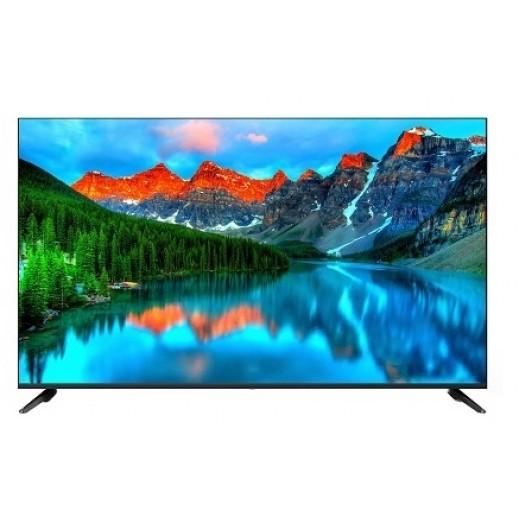 اوركا - تليفزيون 50 بوصة UHD-4K - اسود - يتم التوصيل بواسطة  AL-YOUSIFI  في خلال 3 أيام بعد العيد
