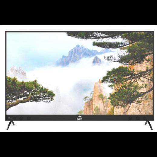 اوركا - تليفزيون 86 بوصة  UHD-4K - اسود - يتم التوصيل بواسطة  AL-YOUSIFI  في خلال 3 أيام