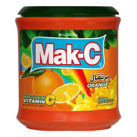 ماك سي – مشروب سريع التحضير بطعم البرتقال 2.5 كجم