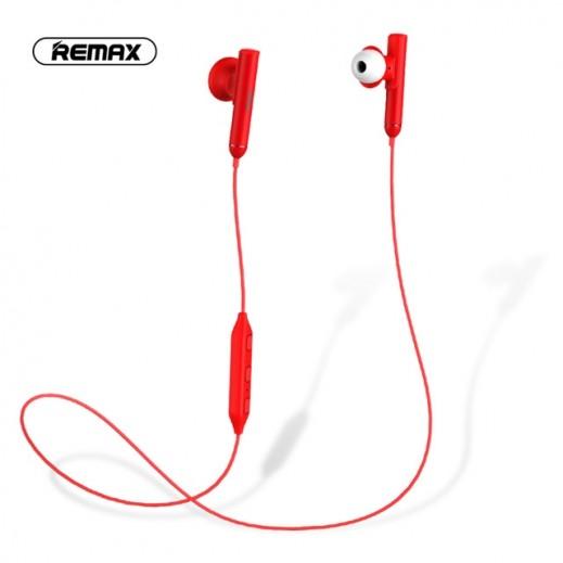 ريماكس – سماعة أذن رياضية لاسلكية – أحمر
