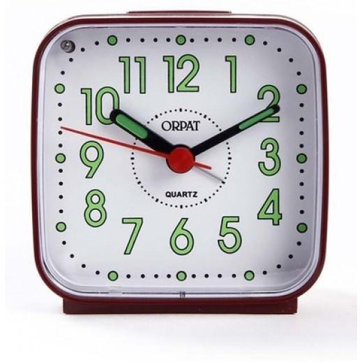 اوربات ساعة منبه صغيرة مع ضوء وخاصية الغفوة