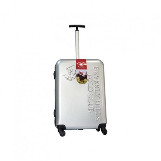 ييفرلي هيلز بولو كلوب - حقيبة سفر آيربورت رمادى اللون - حجم متوسط - 66 × 39 × 29  سم