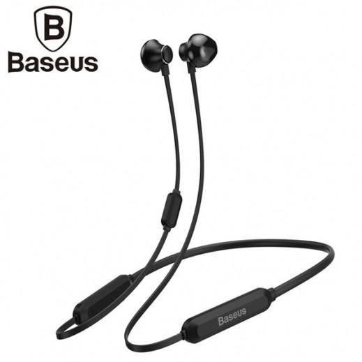 باسيوس – S11A سماعة أذن لاسلكية  – اسود
