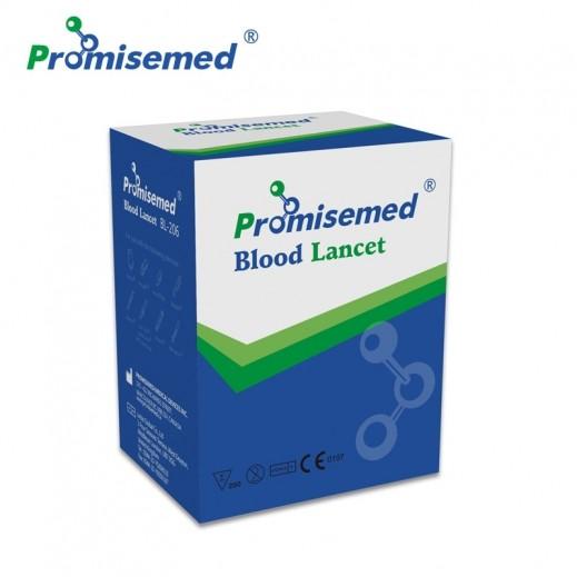 بروميسميد - إبر فحص السكر في الدم 100 حبة