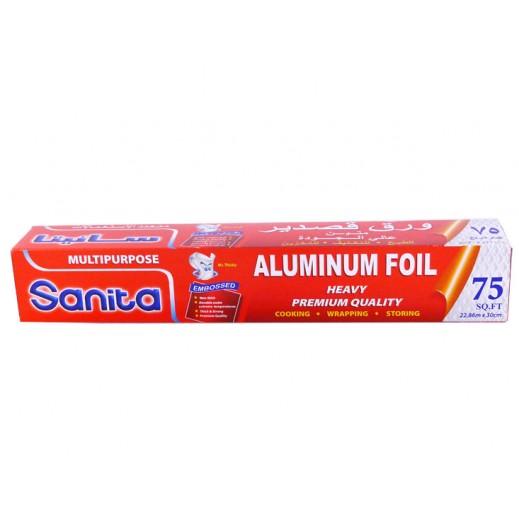 سانيتا - ألمونيوم تغليف حراري 75 قدم مربع