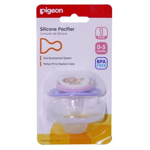 بيجن – مصاصة (لهاية) سيليكون للأطفال شكل الأسد (S-1) مرحلة 0-5 أشهر (حديثي الولادة)