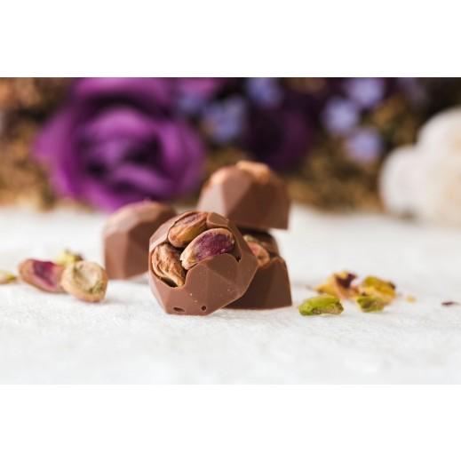 شوكولاته بالفستق - يتم التوصيل بواسطة Kakawna