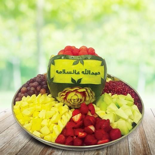 بهجة الفواكه - يتم التوصيل بواسطة Fruit Art