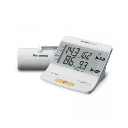 Panasonic Arm Blood Pressure Monitor EW-BU15W011